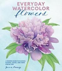 [해외]Everyday Watercolor Flowers