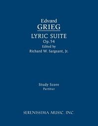 Lyric Suite, Op.54