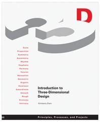 [해외]Introduction to Three-Dimensional Design