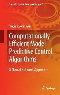 [해외]Computationally Efficient Model Predictive Control Algorithms
