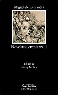 [보유]Novelas Ejemplares I (Paperback)