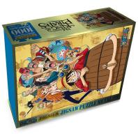 원피스 프리미엄 메탈골드 직소퍼즐 1000pcs: 탐색중(인터넷전용상품)