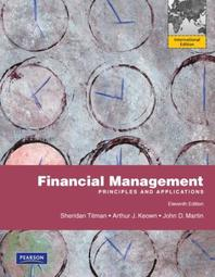 Financial Management : Principles and Application (Paperback)