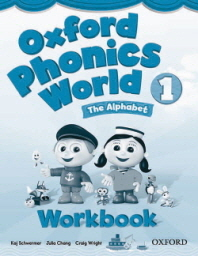 Oxford Phonics World 1 : Work Book