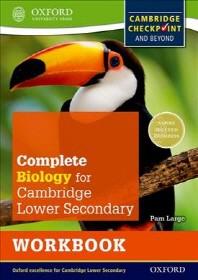 [해외]Complete Biology for Cambridge Secondary 1 Workbook (Paperback)