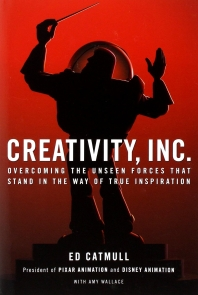 [해외]Creativity, Inc. (Paperback)