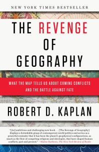 [해외]The Revenge of Geography (Paperback)