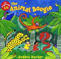 노부영 The Animal Boogie (원서 & CD)