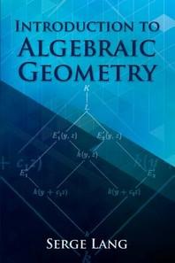 [해외]Introduction to Algebraic Geometry