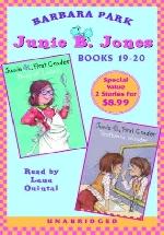 [보유]Junie B. Jones Books #19-20 (Audio-Cassette)[Unabridged] (CASSETTE)