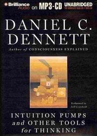 [해외]Intuition Pumps and Other Tools for Thinking (MP3 CD)