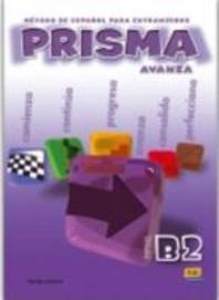 Prisma Avanza (B2) Libro del Alumno+CD