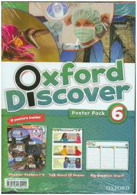 Oxford Discover. 6(Poster Pack)