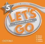 [보유]Let's Go 5  (Audio CD)