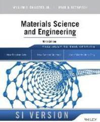 [해외]Materials Science and Engineering
