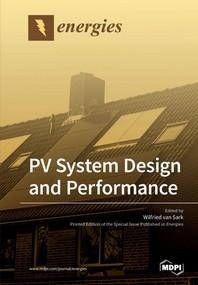 [해외]PV System Design and Performance