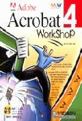ADOBE ACROBAT 4 WORKSHOP(S/W포함)