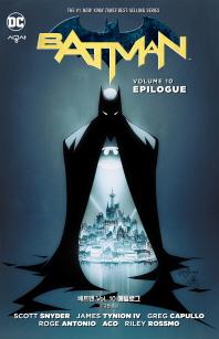 배트맨 Vol. 10: 에필로그(DC 그래픽 노블)