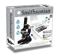 Smithsonian(스미스소니언): 150x 450x and 900x Microscope 세트