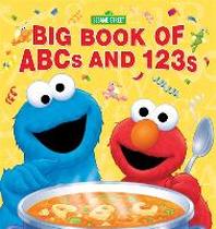 [해외]Sesame Street Big Book of ABCs and 123s
