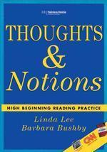 Thoughts & Notions Students Book