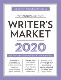 [해외]Writer's Market 2020