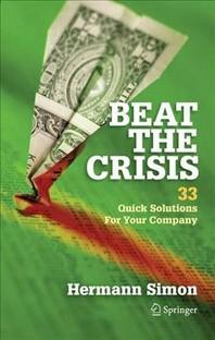 [해외]Beat the Crisis (Hardcover)