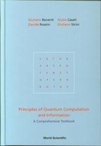 Principles of Quantum Computation and Information