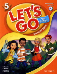 Let's Go. 5 Student Book(with CD)