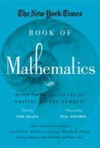 [해외]The New York Times Book of Mathematics (Hardcover)