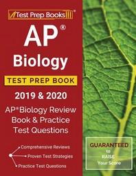 [해외]AP Biology Test Prep Book 2019 & 2020