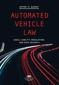 [해외]Automated Vehicle Law