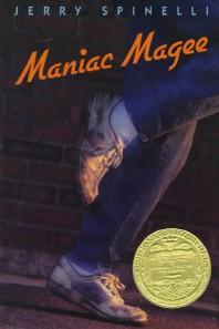 [보유]Maniac Magee (Hardcover)