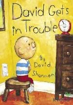 [해외]David Gets in Trouble (Hardcover)
