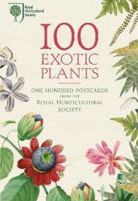 100 Exotic Plants from the RHS (Rhs Postcards)