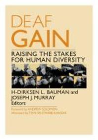 [해외]Deaf Gain (Paperback)