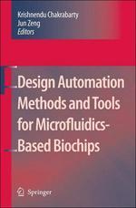 [해외]Design Automation Methods and Tools for Microfluidics-Based Biochips (Hardcover)