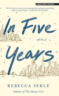 [해외]In Five Years (Library Binding)