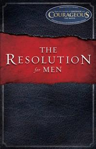 [해외]The Resolution for Men (Paperback)