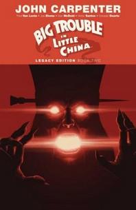 [해외]Big Trouble in Little China Legacy Edition Book Two (Paperback)