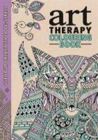 The Art Therapy Colouring Book (Colouring for Grown-ups)