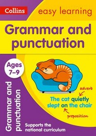 [해외]Collins Easy Learning Age 7-11 -- Grammar and Punctuation Ages 7-9 (Paperback)