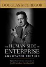 [해외]The Human Side of Enterprise, Annotated Edition