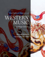 [해외]The Oxford History of Western Music