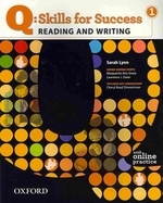 READING AND WRITING. 1(Q SKILLS FOR SUCCESS
