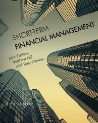 [해외]Short-Term Financial Management (Paperback)