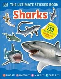 [해외]The Ultimate Sticker Book Sharks