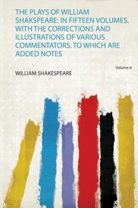 [해외]The Plays of William Shakspeare