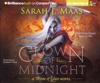 [해외]Crown of Midnight (Compact Disk)