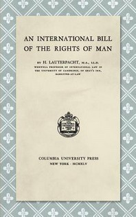 An International Bill of the Rights of Man (1945)